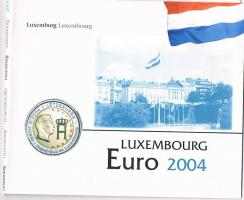 Luxemburg Euro Kursmünzensatz '' 2004 '' !