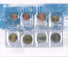 Foto 2 Luxemburg Euro Kursmünzensatz '' 2004 '' !