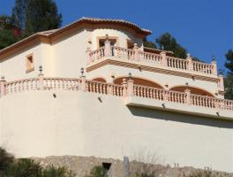 Luxuriöse Villa in Moraira an der Costa Blanca