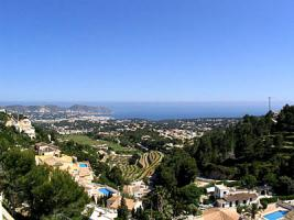 Foto 4 Luxuriöse Villa in Moraira an der Costa Blanca