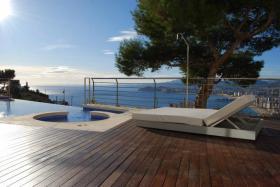 Foto 2 Luxuri�se Villa befindet sich in einer der exklusivsten Gegenden an der Costa Blanca