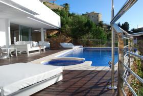 Foto 3 Luxuriöse Villa befindet sich in einer der exklusivsten Gegenden an der Costa Blanca