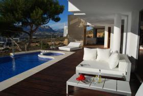 Foto 4 Luxuri�se Villa befindet sich in einer der exklusivsten Gegenden an der Costa Blanca