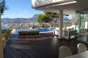 Foto 5 Luxuri�se Villa befindet sich in einer der exklusivsten Gegenden an der Costa Blanca