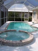 Foto 2 Luxuriöses Ferienhaus mit Pool und Whirlpool in Venice Florida USA