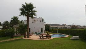 Luxus 175m2 Villa nahe Strand un Golf Bahne