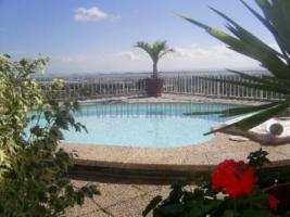 Luxus Haus Gran Canaria zu vermieten - Meerblick in Montaña la Data