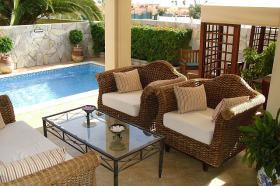 Luxus Haus / Villa mieten Gran Canaria - Sonnenland