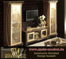 luxus m bel wohnzimmer rossini italienische klassische. Black Bedroom Furniture Sets. Home Design Ideas