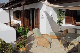 Foto 2 Luxus-Penthouse Lanzarote mit herrlicher Aussicht 5 min zum Papagayostrand