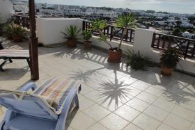 Foto 3 Luxus-Penthouse Lanzarote mit herrlicher Aussicht 5 min zum Papagayostrand