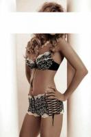 Luxus Push-Up BH & Panty Ginewra Gr. 75 C-Cup & M/38 - OVP