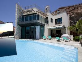 Luxus Villa auf Gran Canaria zu verkaufen - Tauro am Golfplatz