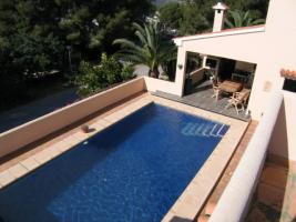Foto 4 Luxusvilla in Benissa an der Costa Blanca
