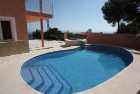 Foto 2 Luxusvilla in Calpe an der Costa Blanca