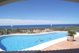 Foto 2 Luxusvilla mit herrlichen Meerblick in Denia