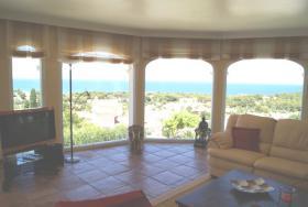 Foto 3 Luxusvilla mit herrlichen Meerblick in Denia
