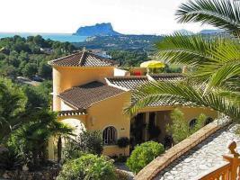 Luxusvilla mit viel Liebe in Moraira an der Costa Blanca