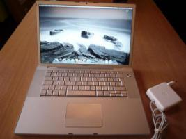 MACBOOK PRO 15.4 MAT 2.4 GHZ/ 200 GB / 8600 GT
