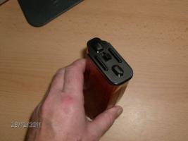 Foto 3 MAGAZIN Kalaschnikow 5,45 für Hochgeschwindigkeitsmunition