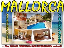 MALLORCA Alcudia Ferienhaus mit Pool – schönste Bucht der Insel