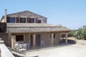 MALLORCA CAMPOS - Ferienhaus-Finca mit Pool - mit Video