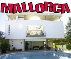 MALLORCA Llucmajor Ferienhaus mit Pool und Meerblick