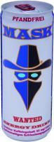 MASK Energy Drink - 6 Varianten - 24 Dosen / 0,25 Liter - MDH 2013 - PFANDFREI