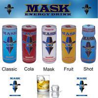 Foto 2 MASK Energy Drink - 6 Varianten - 24 Dosen / 0,25 Liter - MDH 2013 - PFANDFREI