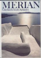 MERIAN - ''Griechische Inseln: Kykladen''