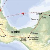 Foto 2 MEXICO 15-TAGE-RUNDREISE Mystik der alten Kulturen