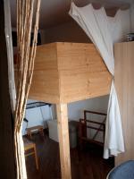 Foto 8 MH-Saarn (Kuppe), 1,5 Raumwohnung, 48 m², Süd-Balkon, Kellerraum, 335 Euro Kaltmiete