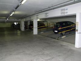 MOTORRAD-Stellplatz in der Tiefgarage