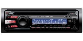 MP3/CD-Autoradio Sony CDX-GT35U