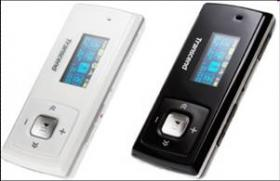 MP3 Player von Transcend