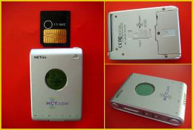MP3 Player, voice recorder, Radio
