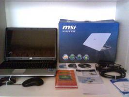 MSI A 7005 mit MyGuide 3500 PDA