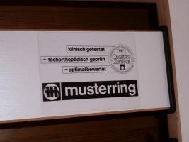 Foto 3 MUSTERRING DOPPELBETT gut erhalten m. Matr. und Lattenrosten u.Nachtkästchen günstig