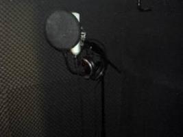MXL Studio Membran Abzugeben + Popkiller + Micro Ständer