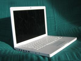 Foto 2 MacBook 13,3″ 2,4 GHz Core 2 Duo SuperDrive