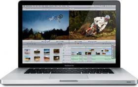 MacBook Pro 15 Alu, 2.4, 4GB, 250 GB HD