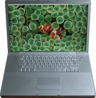 MacBook Pro 17'' 2,4 GHz Intel Core2 Duo