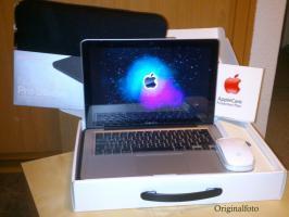 MacBookPro13'' inkl.AppleCare 2J.+Apple MagicMouse und incase Schutztasche