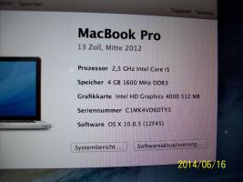 Foto 5 Macbook Pro