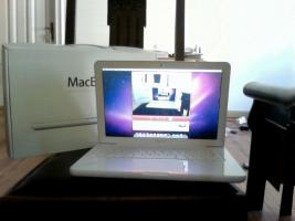 Macbook weis 4GB DDR