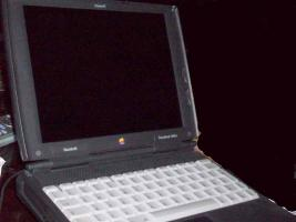 Foto 3 Macintosh PowerBook 1400