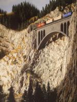Foto 4 Märklin Miniclub Spur Z Spektakuläre Supermodellbahnanlage