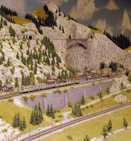 Foto 15 Märklin Miniclub Spur Z Spektakuläre Supermodellbahnanlage