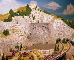 Foto 19 Märklin Miniclub Spur Z Spektakuläre Supermodellbahnanlage