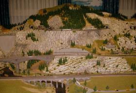 Foto 22 Märklin Miniclub Spur Z Spektakuläre Supermodellbahnanlage